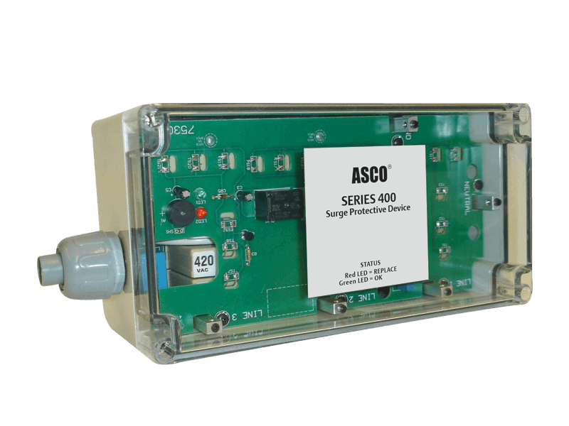 Access Inc ASCO Model 440 Surge Protective Device