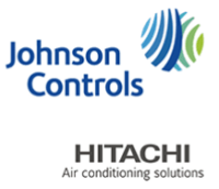 Johnson Controls Hitachi Logo