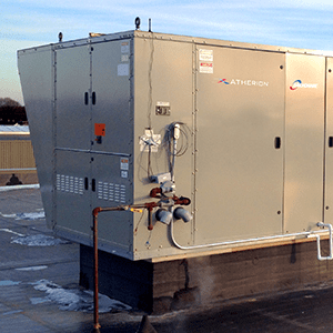 Access Rooftop Modine