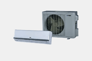 York Split Air Conditioining Systems Commercial